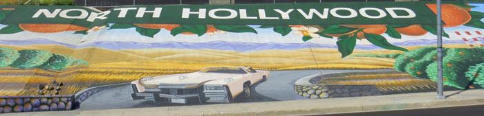 North Hollywood Mural