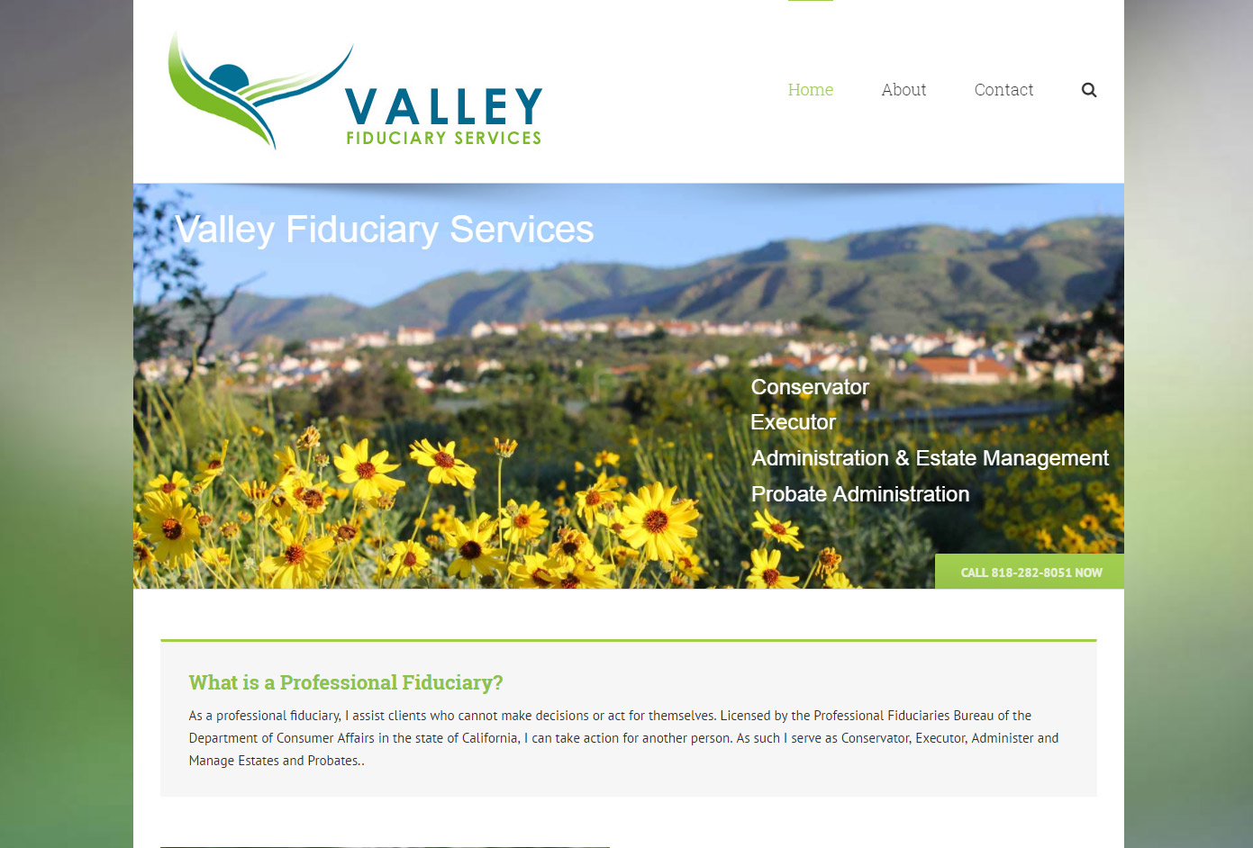 Valley Fiduciary